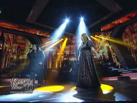 Janice Javier & Frenchie Dy 'AND I AM TELLING YOU I'M NOT GOING' duet