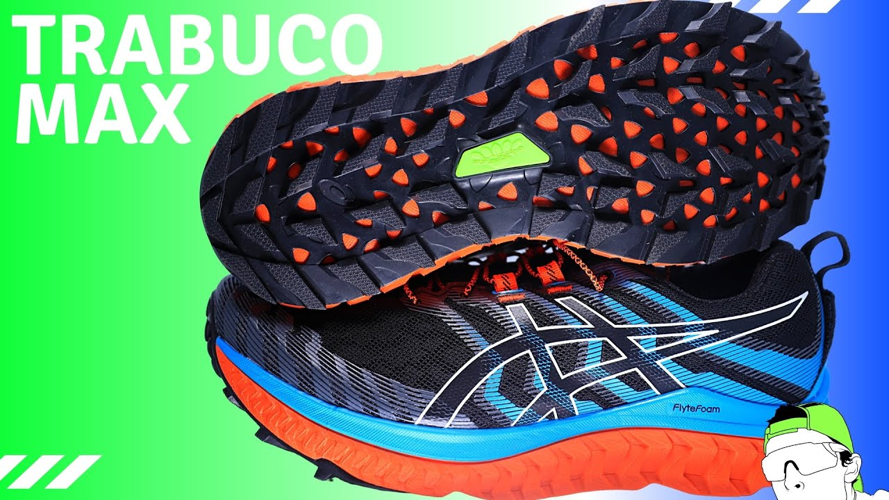 ASICS Trabuco Max Full Review - back in the game?!?