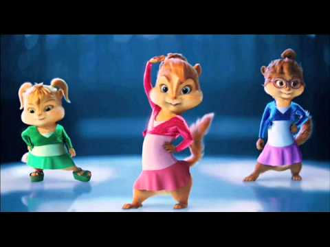 Alvin And The Chipmunks-The chippettes...