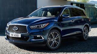 INFINITI QX60 2018 Car Review