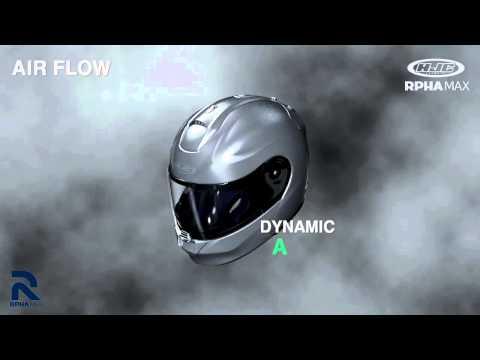 HJC RPHA MAX Flip Up Helmet