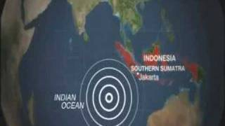 Indonesia Earthquake 9-12-2007