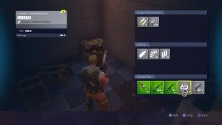 Fortnite battle royale solo default only