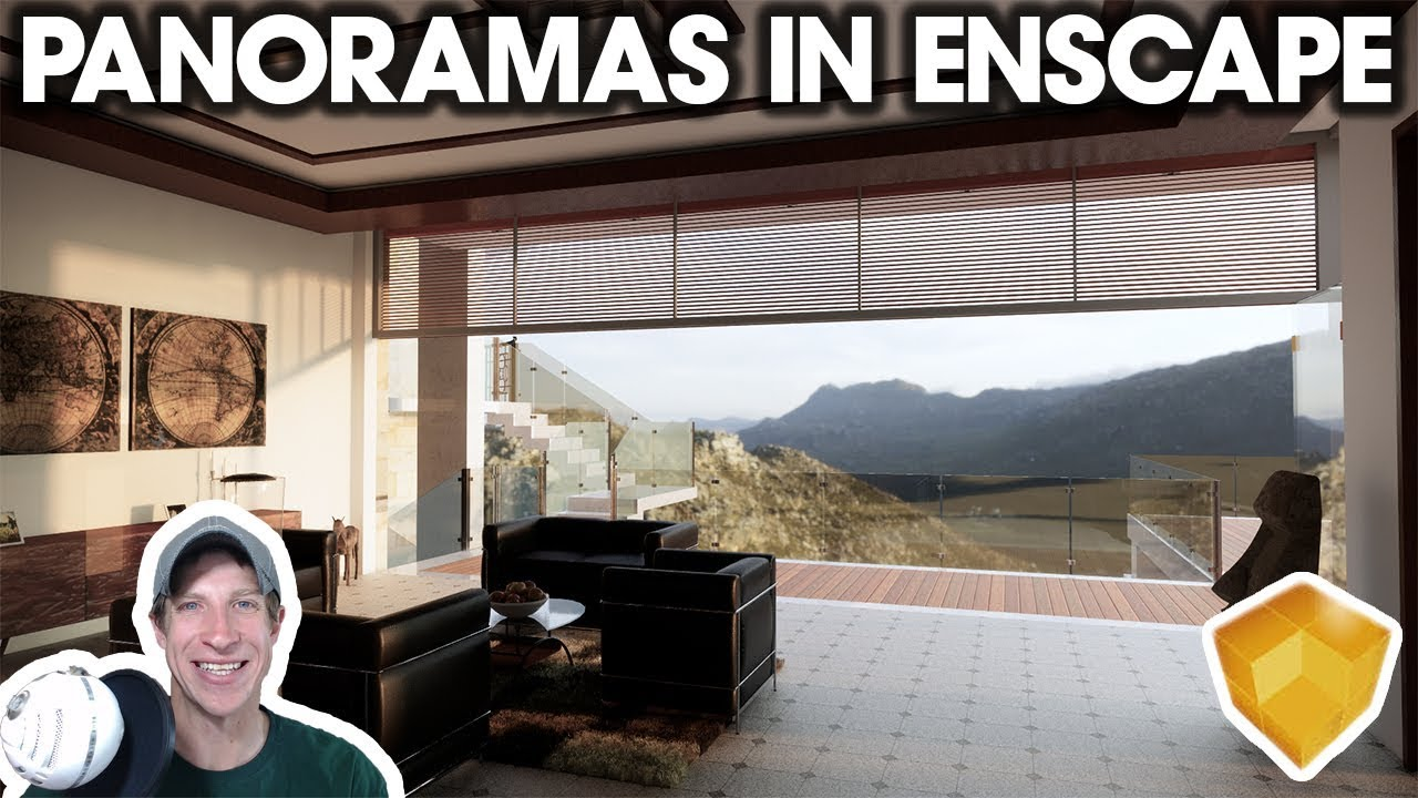 Rendering PANORAMAS in Enscape for SketchUp - The Rendering