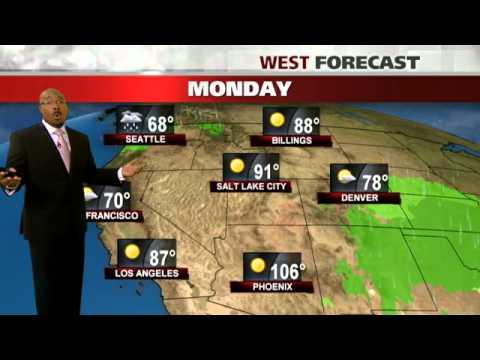Denver's 60 Second Weather Forecast