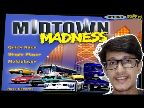 Why Was Midtown Madness So Much Fun | Rockstar San Diego | Game Review | Microsoft Studios