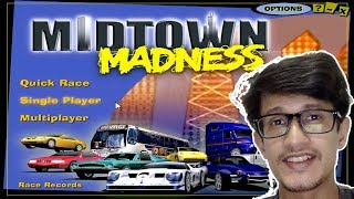 Why Was Midtown Madness So Much Fun   Rockstar San Diego   Game Review   Microsoft Studios