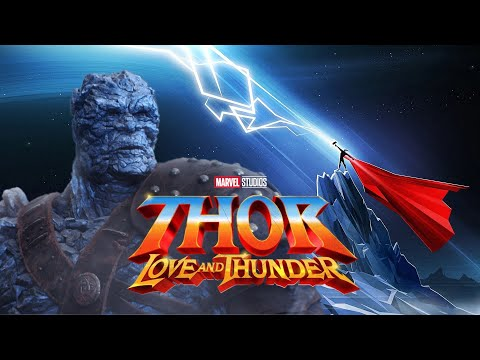 THOR  LOVE AND THUNDER 2021 Teaser Trailer Concept   Natalie Portman, Chris He