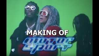 Making Of MotorSport - Migos, Nicki Minaj, Cardi B (Behind The Scenes)
