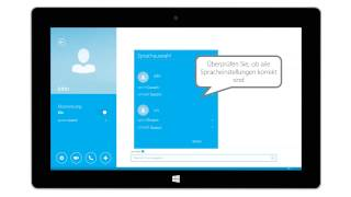 How To Set Up Skype Translator for Hard of Hearing Accessibility (German)