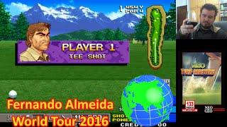 Fernando Almeida World Tour 2016 || NEO TURF MASTERS (Neo Geo) || Gameplay en Español