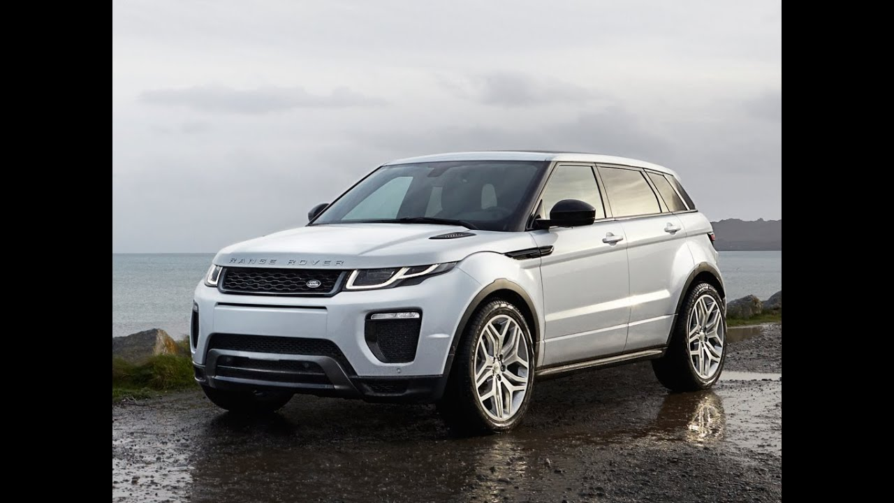 The All-new Land Rover Range Rover Evoque HSE Dynamic