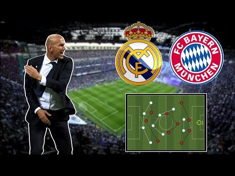 How Madrid Beat Bayern   Tactical Analysis (Re-edited Version)