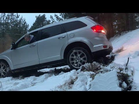 OFF ROAD 4x4 FIAT FREEMONT // DODGE JOURNEY 2.0 диель АКП покупать или НЕТ ?