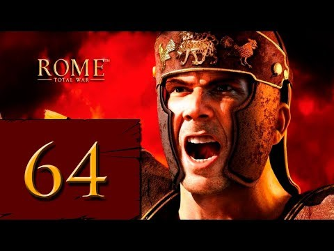 Rome Total War - Campaña Julios - Episodio 64 - Choque De Generales