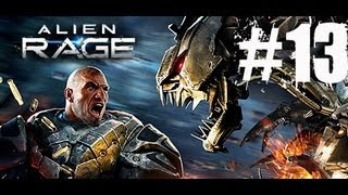 Alien Rage Unlimited Walkthrough Part 13