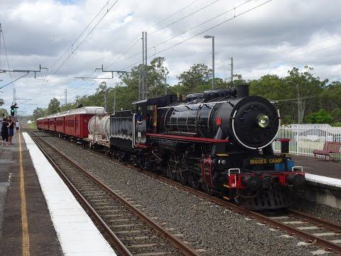 AC16 221A  - Grandchester Express - 8/04/2017