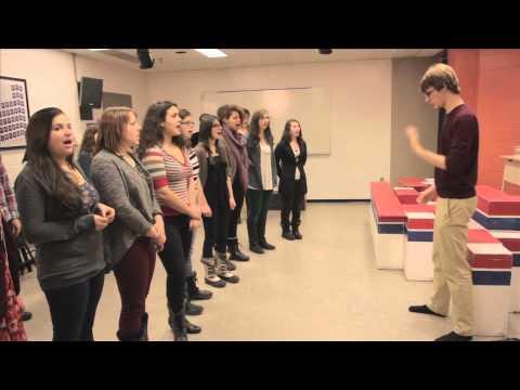 UQAM.tv | Chorale des Intrépides