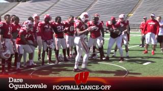 Wisconsin Football Dance-Off (2014)