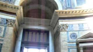 Рим. Пантеон.(, 2010-03-07T20:39:30.000Z)