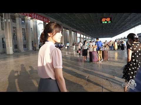 DPRK03:In Pyongyang, we didn't expect was that the streets of this city were so clean.