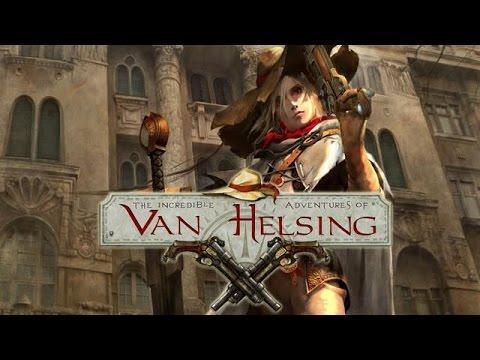 The Incredible Adventures of Van Helsing. Черные врата |