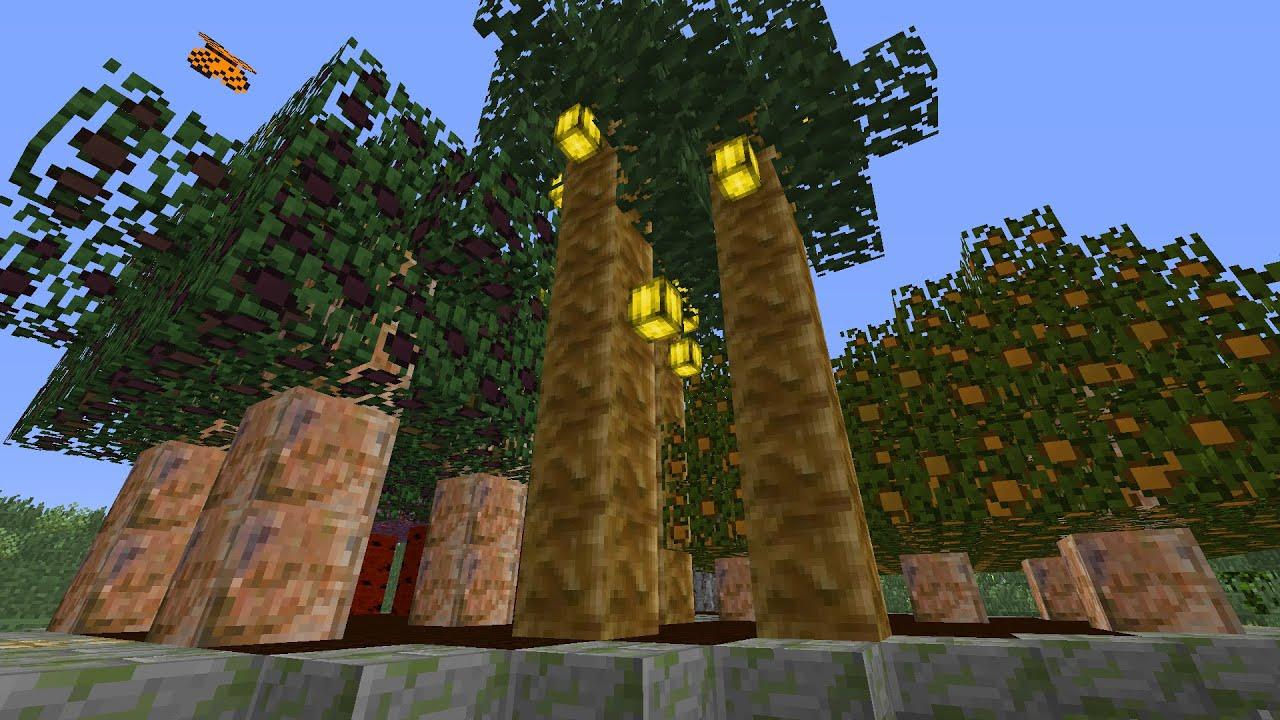 Primus Direwolf20 SMP 41 - Picking Fruit for Booze: Forestry MultiFarm -  Modded 1 7 10 Minecraft