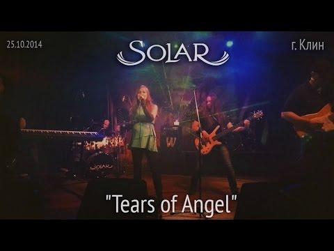 Solar - Tears of Angel - Концерт в г. Клин 25.10.2014