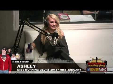 Ashley, Miss Morning Glory 2013 - Entire Interview