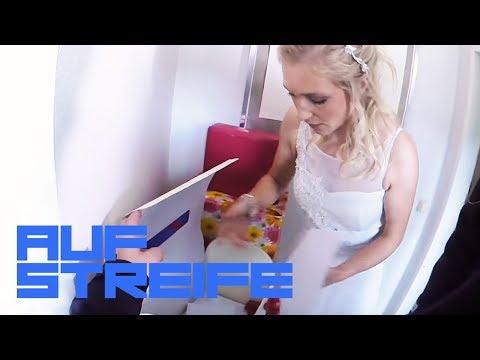 3.500€ einfach weg! Böses Ende auf einer Hochzeit | Auf Streife | SAT.1 TV