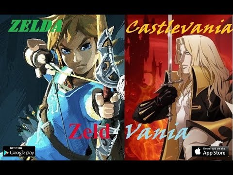 ADN GAME BOX - (ZeldVania) Top 7 Games Android Style Zelda & Castlevania