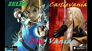 ADN GAME BOX - (ZeldVania) Top 7 Games Android Style Zelda & Castlevania