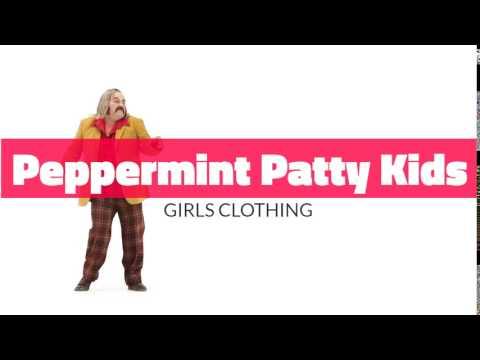 Peppermint Patty Kids -Dont be a fashion victim