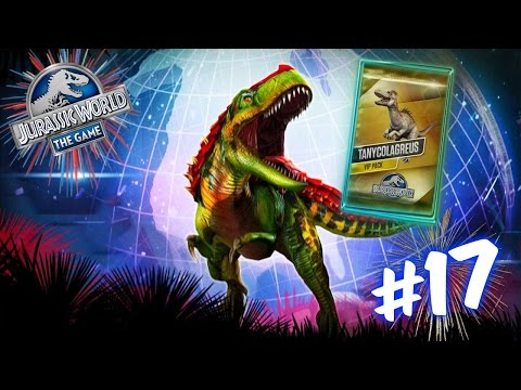 Tanycolagreus Pack & The Colossus of Canada!!!-Jurassic World:The Game Ep. #17