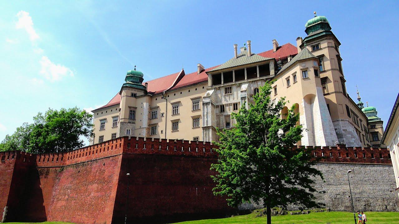 [4K] Kraków Zamek Królewski na Wawelu (Wawel Royal Castle ...