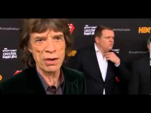Rolling Stones New Movie - Documentary Crossfire Hurricane