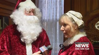 A Victorian Holiday With Mr. and Mrs. Christmas