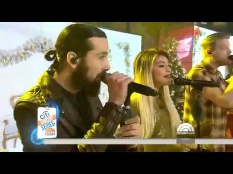 Pentatonix - Merry Christmas, Happy Holidays (Live on TODAY)