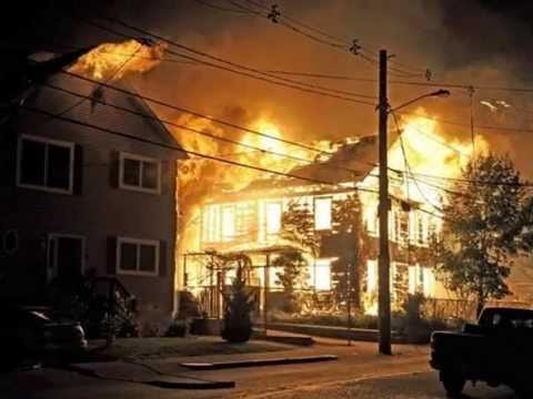 Waltham Fire 4th Alarm 45-47 Charles St.