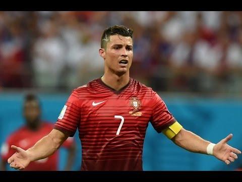 World Cup 2014 PORTUGAL vs GHANA 2 1 26th June Portugal Ghana