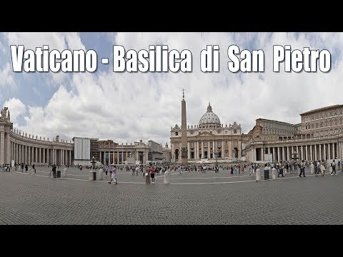 Ватикан - Vaticano (фрагмент фильма о Риме)
