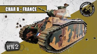 French Defense Politics and the Char B - WORLD WAR TWO Special