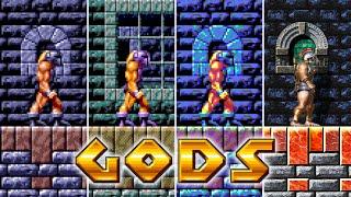 Gods - Versions Comparison (HD)