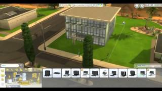 The Sims 4 Speed Build Apple Store