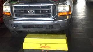 A Really Safe Mechanic's Step Stool
