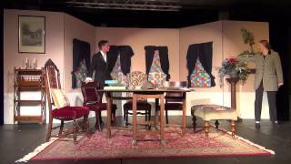 Tom Stoppard's Arcadia presented by The Seacrest Players 2014.