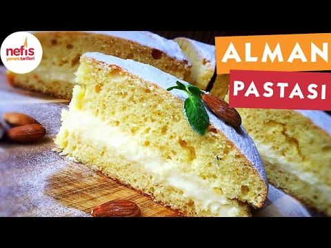 Alman Pastası - Pasta Tarifleri - Nefis Yemek Tarifleri