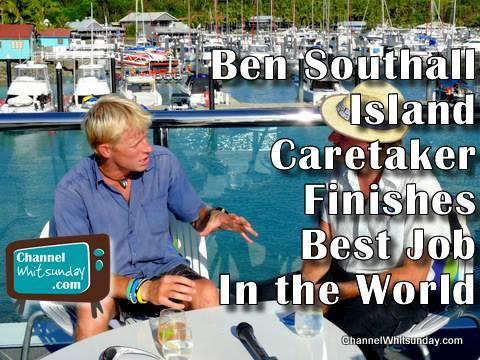 Ben Southall, Irukandji Marine Stinger, Hamilton Island, Great Barrier Reef