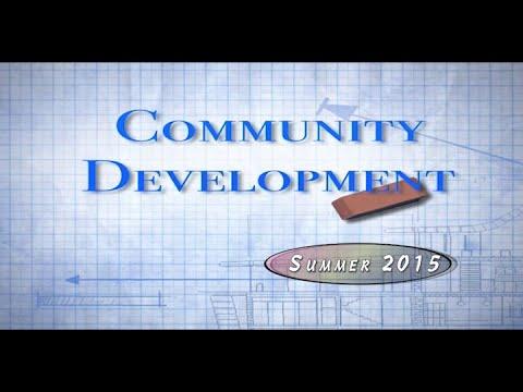 Community Development Journal - Summer 2015 (Fridley MN)