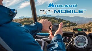 Midland MXT-100 Micro Mobile Installation Video